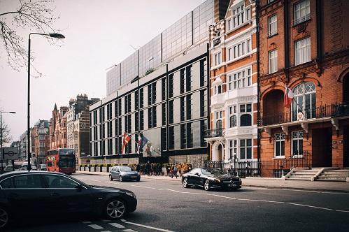 The Danish Embassy, UK